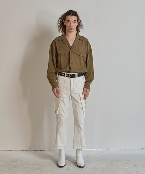 [ORDER MADE] BOOT CUT PANTS