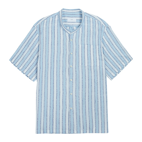 [ORDER MADE] LACE STRIPE 1/2 SHIRTS